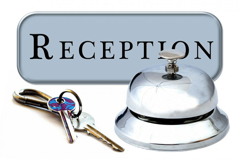 Motor de reservas hoteles - recepción