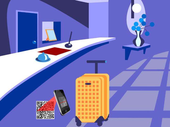 Código QR Hoteles